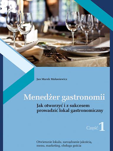 menedżer gastronomii jan moloniewicz