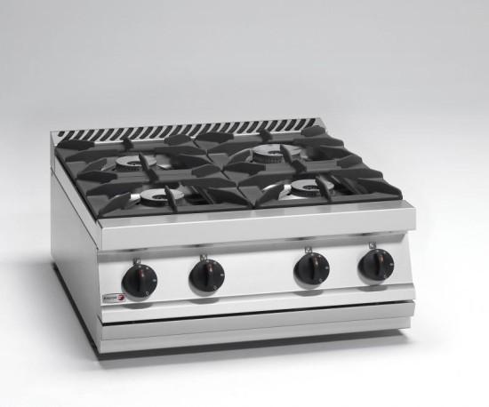 kuchenka gazowa gastro