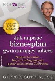 jak napisać biznesplan gwarantujący sukces