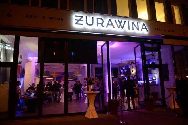 otwarcie restauracji Żurawina w Warszawie