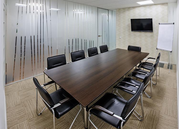 Wirtualne biuro Gold Place - sala konferencyjna