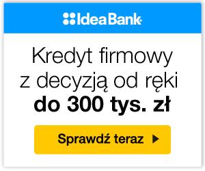 kredyt firmowy idea bank