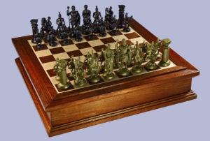 Szachy rzymskie, chess-gniadek.pl