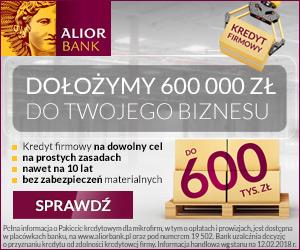 alior kredyt na firmę