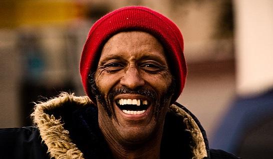 ludzie bezdomni