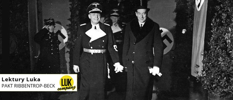 Pakt Ribbentrop Beck recenzja