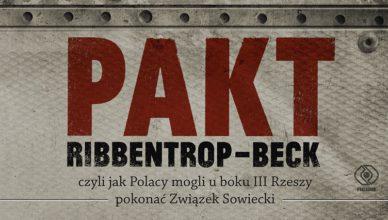 recenzja ksiazki pakt ribbentrop beck