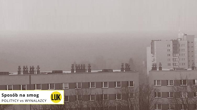 Sorbent ER1 - sposób na smog