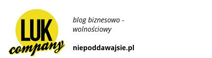 Łukasz LUK Chrząszcz | Blog o prowadzeniu firmy i wolności