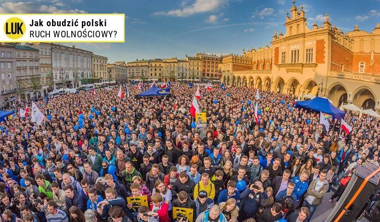 jak obudzić polski ruch wolnościowy Power Protes