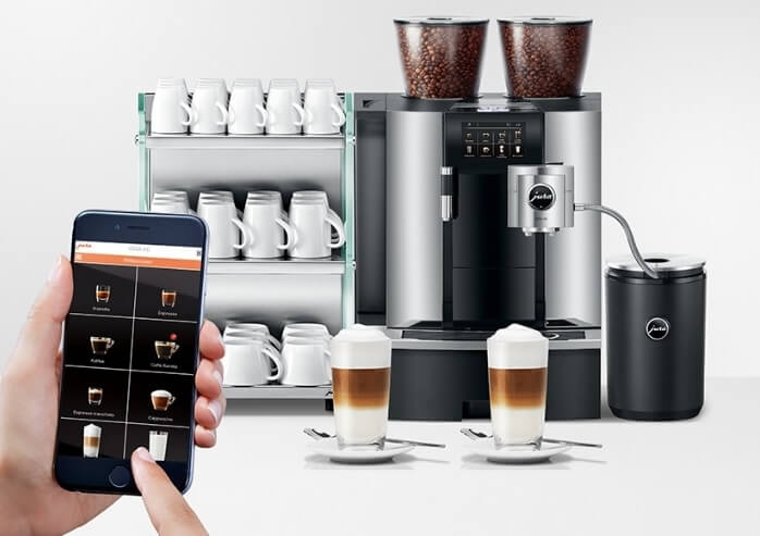 jaki ekspres do kawy na bluetooth