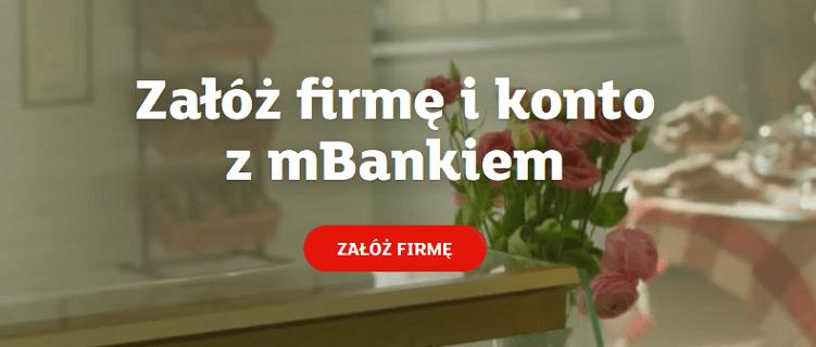 mbank kredyt na otwarcie działalności