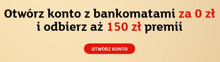 mbank 150 zl premii