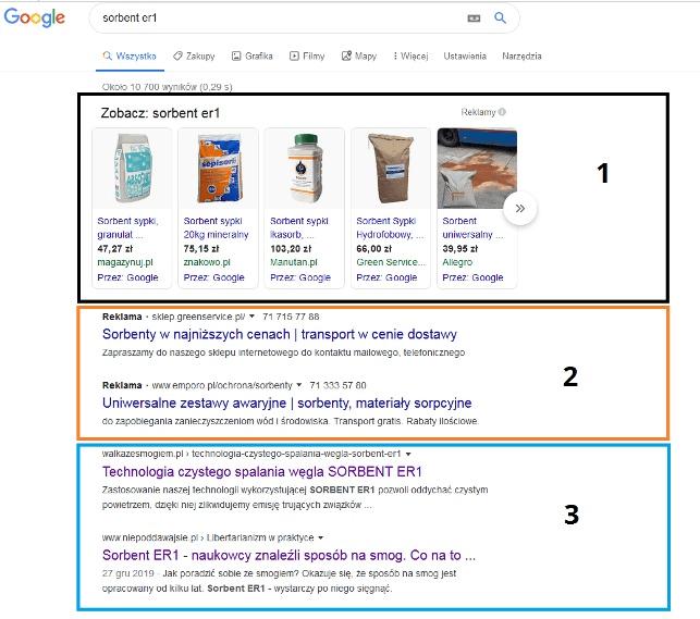 pozycjonowanie a reklama w google